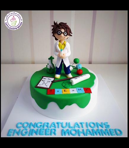 Engineer Themed Cake 05