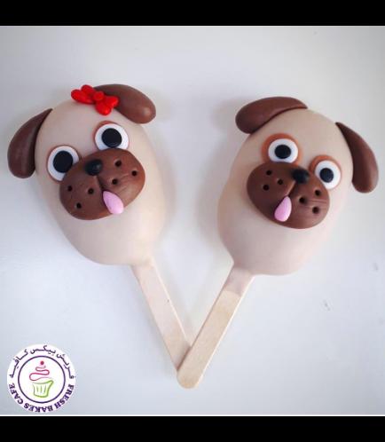 Dog Themed Popsicakes 02
