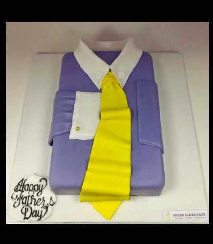 Cake - Shirt & Tie - Rectangular 01