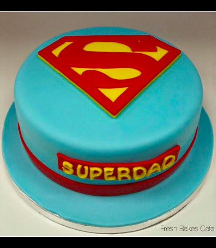 Cake - Super Dad 01