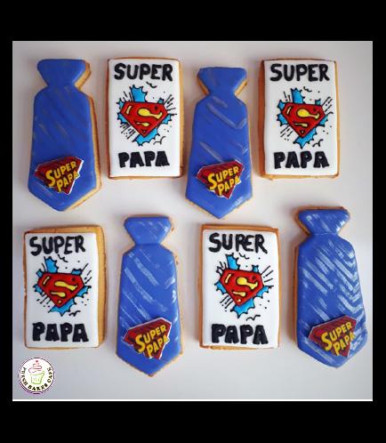 Cookies - Ties - Super Dad