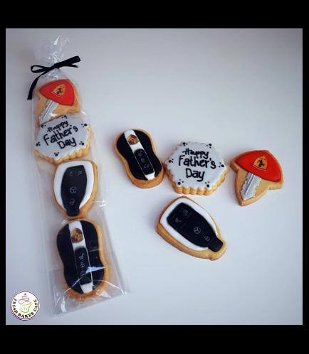 Cookies - Car Keys - Minis