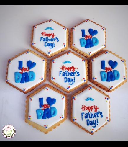 Cookies - I Love Dad