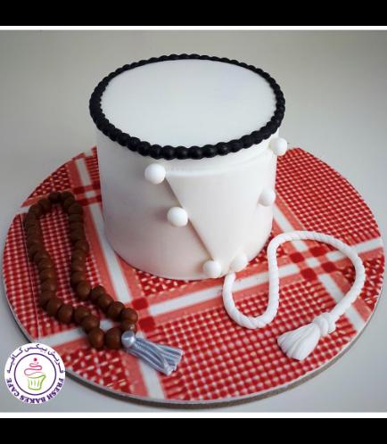 Kandora Themed Cake 02