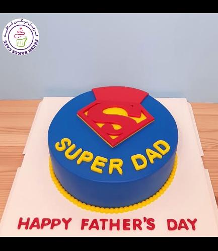Cake - Super Dad 02b
