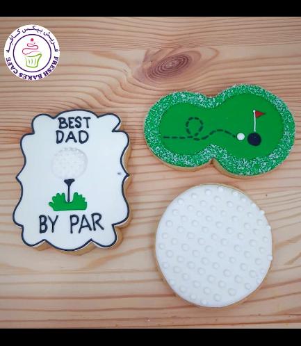 Cookies - Golf