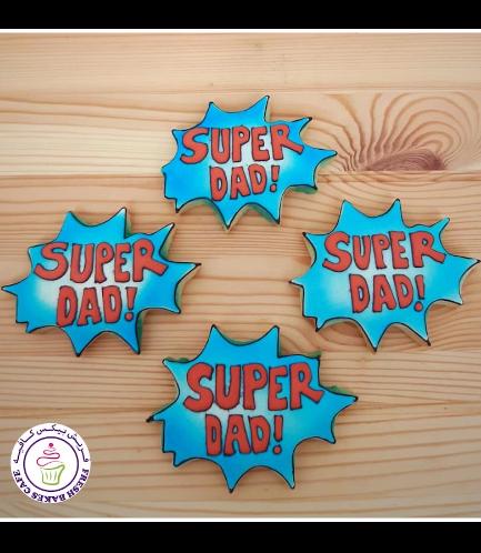 Cookies - Super Dad 01