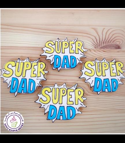 Cookies - Super Dad 03