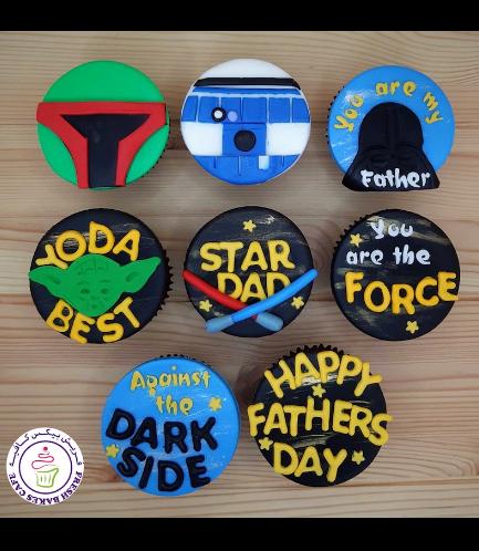 Cupcakes - Star Wars
