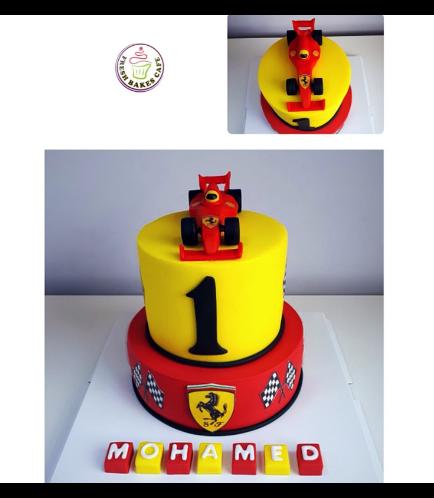 Amazing Birthday Cake Ferrari Car Cake Design Ardusat Org Funny Birthday Cards Online Aboleapandamsfinfo