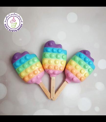 Fidget Toy Themed Popsicakes 02