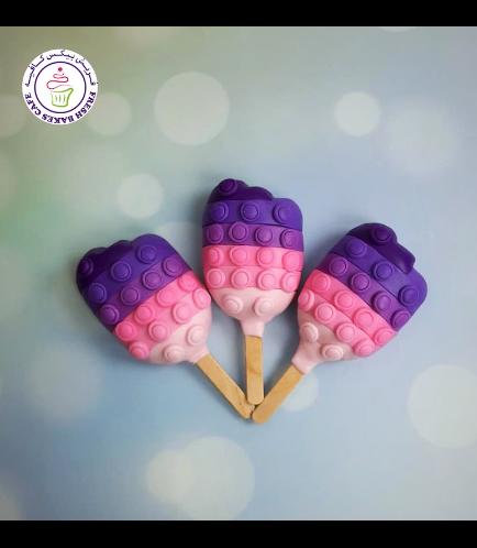 Fidget Toy Themed Popsicakes 03