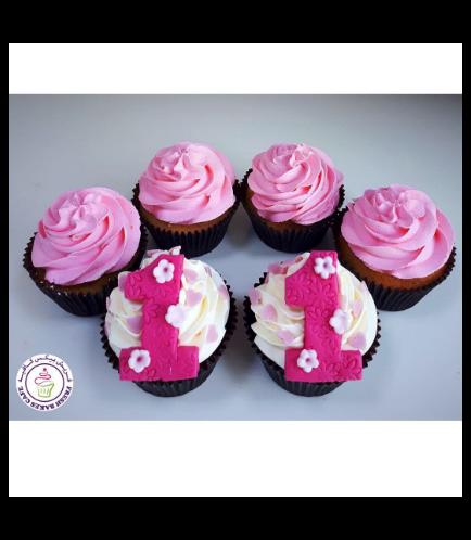 Cupcakes - Number 01 - 02