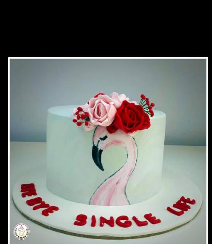 Bridal Shower Themed Cake 20
