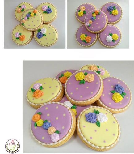 Cookies - Flowers 02