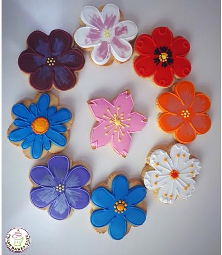 Cookies - Flowers 04