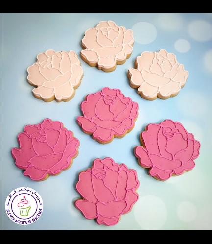 Cookies - Roses 03