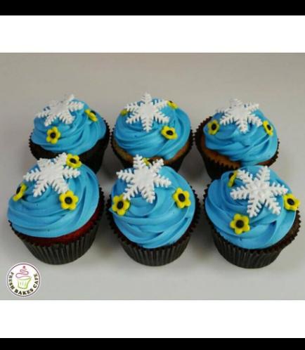 Cupcakes - Flowers 03