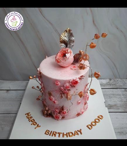 Cake - Roses - Vintage Roses