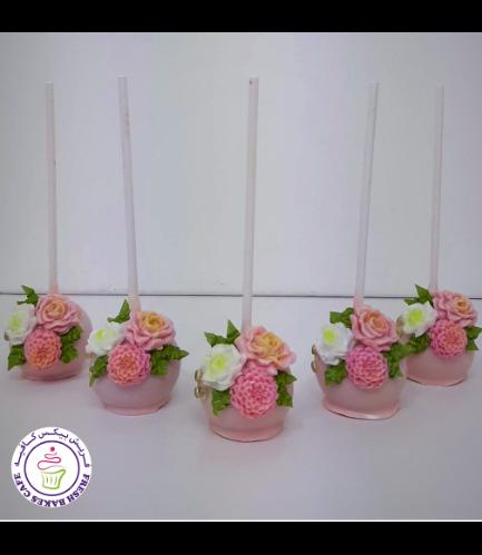 Cake Pops - Flowers 03