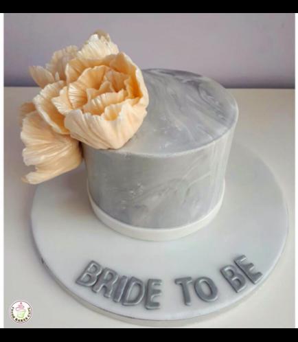Bridal Shower Themed Cake 16
