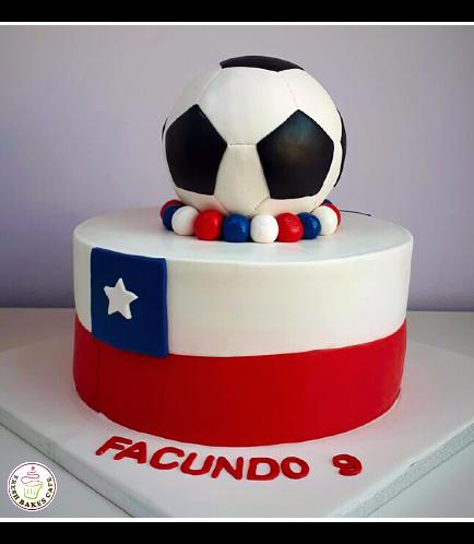 Football Themed Cake 15