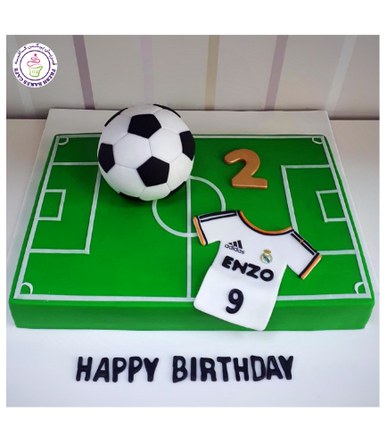 Football Themed Cake 25