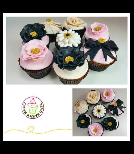 Elegant Cupcakes 01