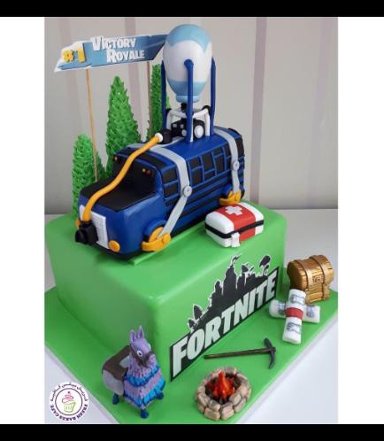 Fortnite Themed Cake 07b