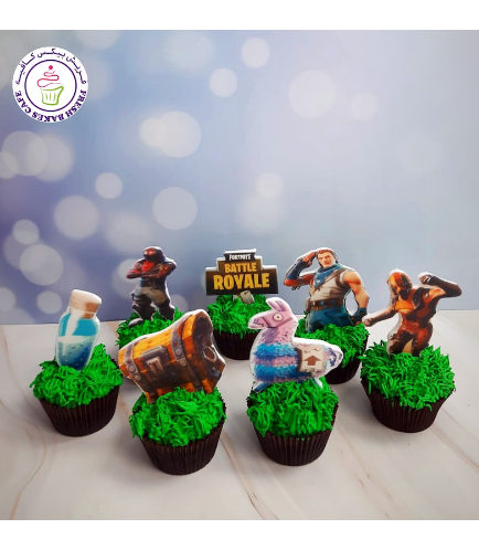 Cupcakes - Printed Pictures