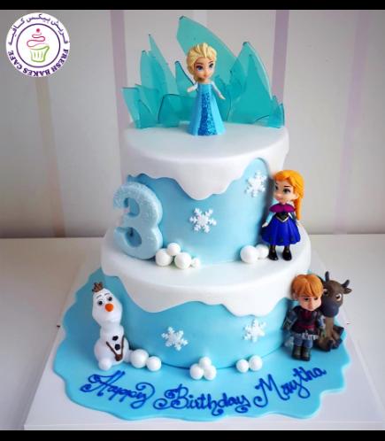 Cake - Toys - 2 Tier 02a
