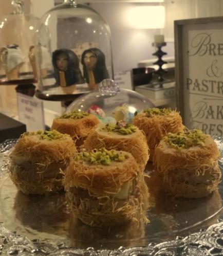 Ramadan Sweets-Banana Nutella Othmaliya