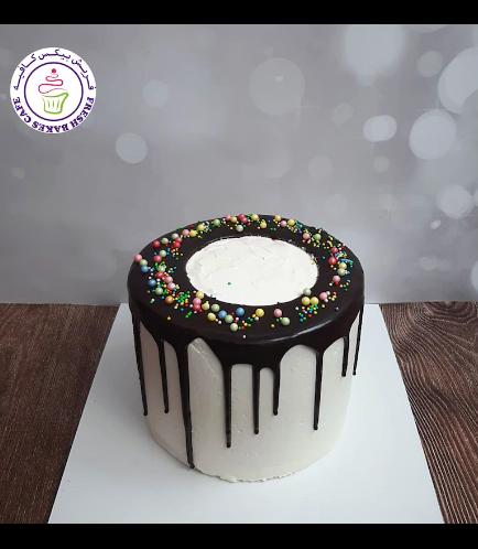 Funfetti Cake - Drizzle - Chocolate