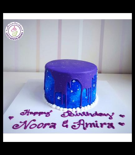 Cake - Galaxy 01