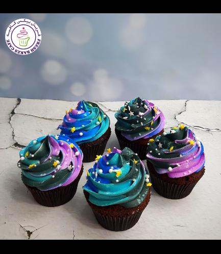 Cupcakes - Galaxy 02