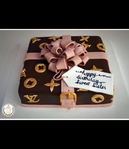 Cake - Square - LV