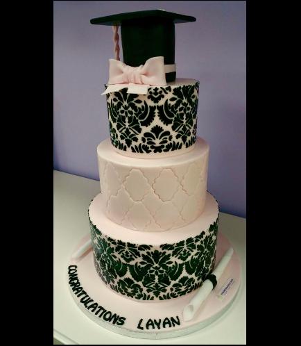 Cake - Lace Design