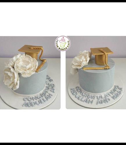 Graduation Themed Cake 34