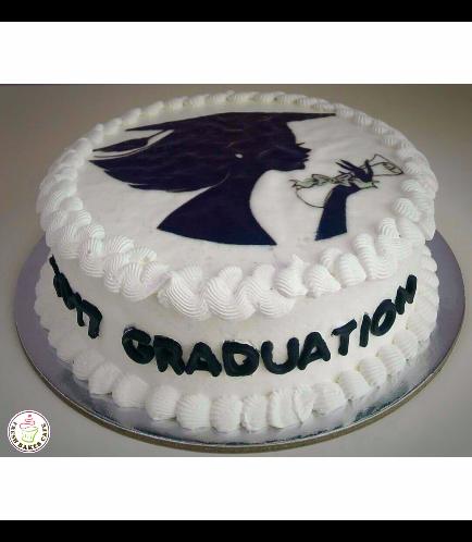 Graduation Themed Cake 41