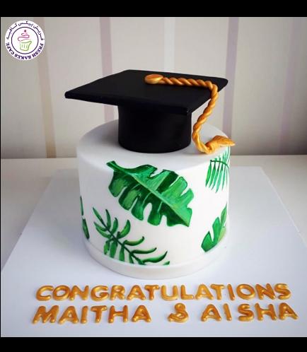 Graduation Themed Cake 57