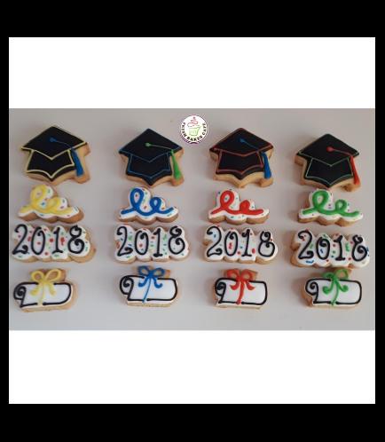 Graduation Themed Cookies 10
