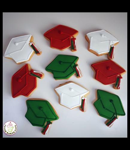 Graduation Themed Cookies 13