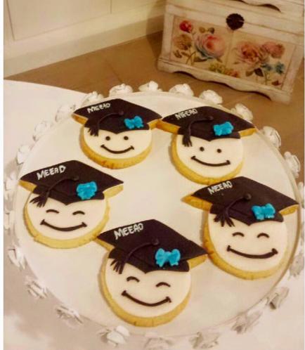 Graduation Themed Cookies 1