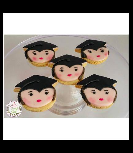 Graduation Themed Cookies 3