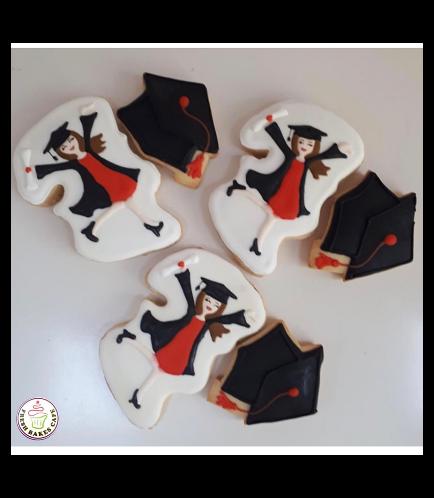 Graduation Themed Cookies 7