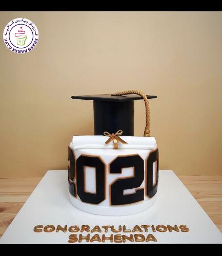 Cake - Graduation Year
