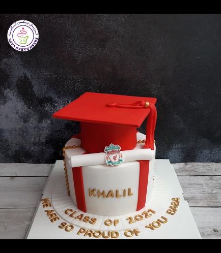 Cake - Liverpool FC