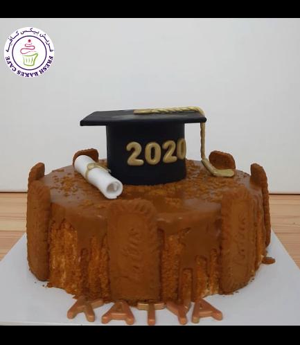 Cake - Cream Cake - Lotus Biscoff