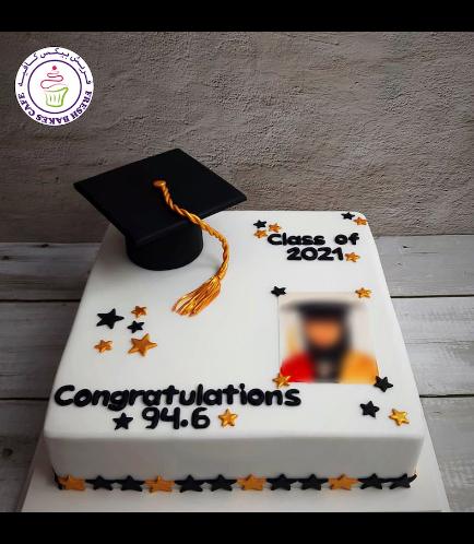 Cake - Photo & Stars