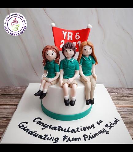 Cake - Primary School Graduation